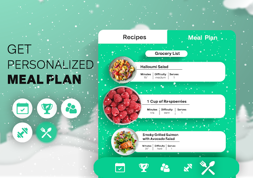 Fitonomy: Weight Loss Workouts at Home & Meal Plan 5.0.6 Screenshots 8