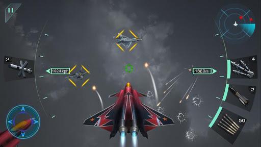 Sky Fighters 3D apklade screenshots 2