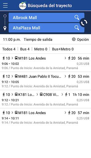 MiBus Maps Panamu00e1  Paidproapk.com 5