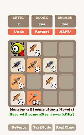 2048 defence screenshot 2