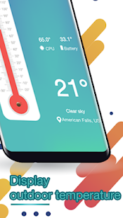 Thermometer - Hygrometer Screenshot