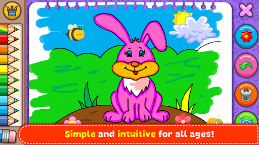 Coloring & Learn Animals - Kids Games 1.18 screenshots 6