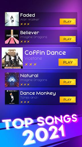 Beat Hop: EDM Tiles Dance 1.1.3 screenshots 1
