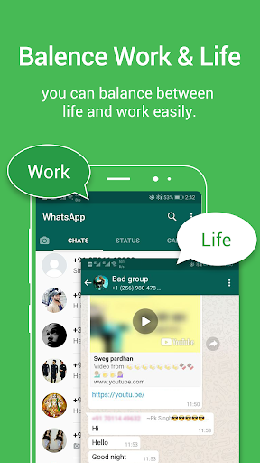 dual apps screenshot 2