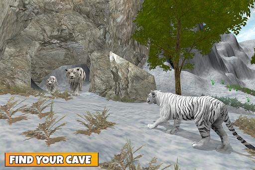 Snow Tiger Family 1.7 screenshots 19