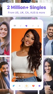 Dil Mil  South Asian singles, dating  marriage Apk 4