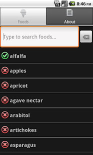 low fodmap diet app play store
