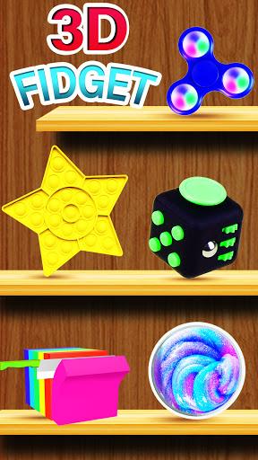 Fidget Toys 3D: Antistress Game-ASMR Fidget 1.6 screenshots 1