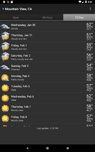 Palmary Weather  Screenshots 16