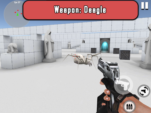 Zombie Skeleton War: Gun Shooting Game 3.4 screenshots 13