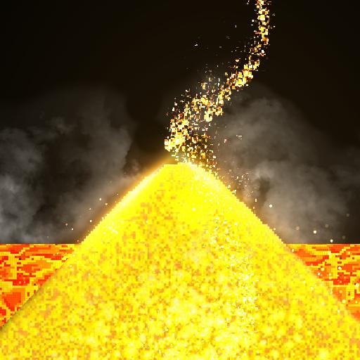 SandBox: Sand Pixel Simulator