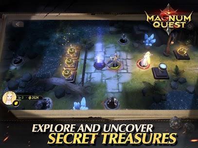 Magnum Quest Mod Apk 1.9.0.145269 (Unlimited Skill) 3