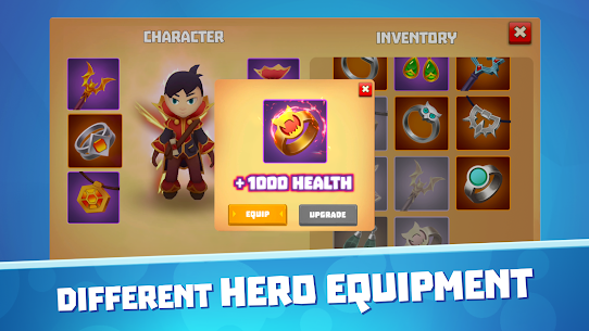 Beam Of Magic Mod Apk: Roguelike Heroic (Unlimited Money) 5
