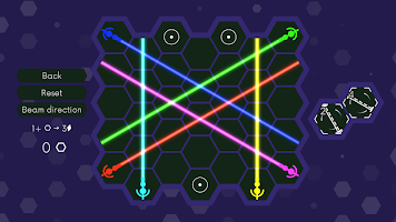 Senalux - the laser optics puzzle