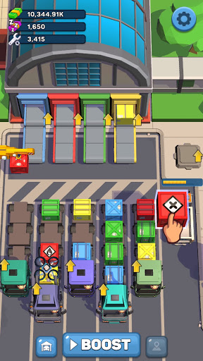 Transport It! 3D - Tycoon Manager  screenshots 2