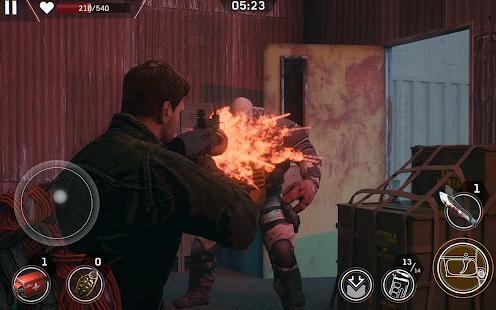 Left to Survive: Dead Zombie Shooter. Apocalypse 4.7.2 Screenshots 22