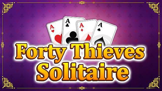 Forty Thieves Solitaire 1.0.1