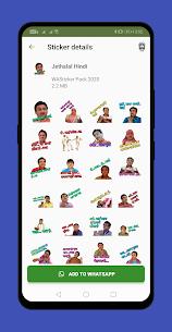 Jethalal Stickers for WhatsApp – TMKOC Stickers 3