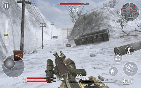 Rules of Modern World War: Sniper Shooting Games 3.2.5 Apk + Mod 2