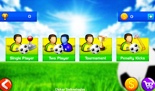 Brazil Vs Football Game 2021: soccer games 2021 1.03.1 screenshots 2
