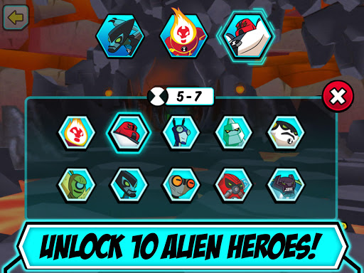 Ben 10 - Alien Experience: 360 AR Fighting Action 1.0.4 screenshots 14