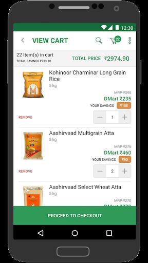 DMart Ready  - Online Grocery Shopping apktram screenshots 6