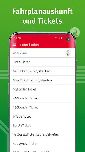 VRR-App - Fahrplanauskunft 5.54.17317 Screenshots 2