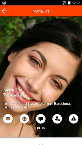 Mobifriends - Free dating  Screenshots 7