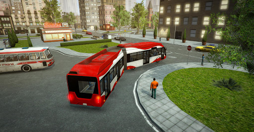 bus simulator pro 2 screenshot 1