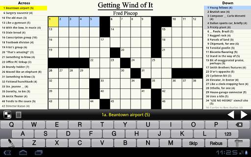 Crossword Light 2.4.5.1 screenshots 9