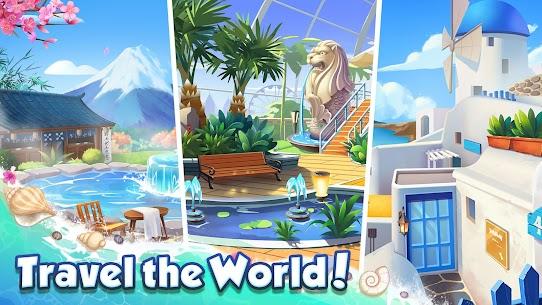 Design Island: 3D MOD APK (Unlimited Money) 5