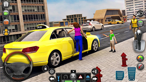New Taxi Simulator u2013 3D Car Simulator Games 2020 33 Screenshots 7