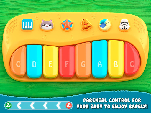 Piano for babies and kids  screenshots 3