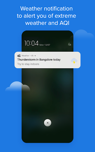 Weather - By Xiaomi modavailable screenshots 8