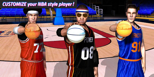 All-Star Basketballu2122 2K21 apkslow screenshots 12