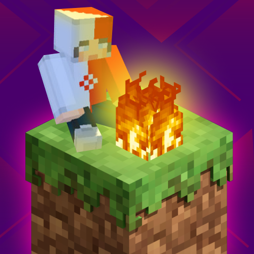 One Block Skyblock Survival Maps for Minecraft