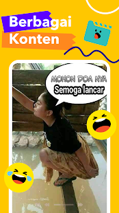 CocoFun - Video Lucu, Meme & WA Status Screenshot