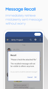 Brity Messenger