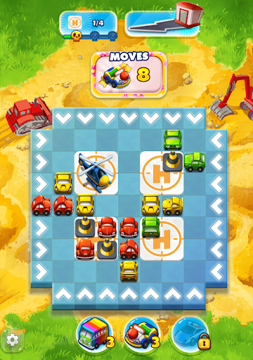 Traffic Puzzle - Car Puzzle Game 1.53.2.305 screenshots 13