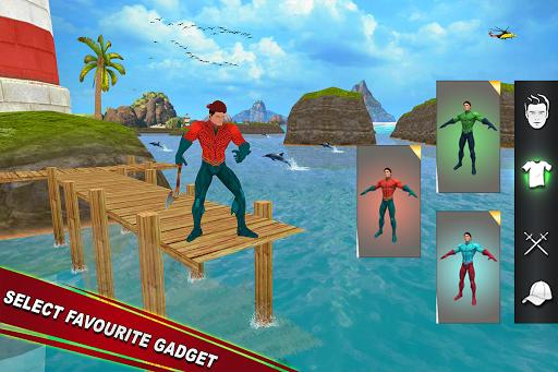 Sea Hero Water Adventure screenshots 5