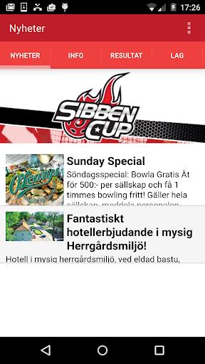 sibben cup screenshot 1