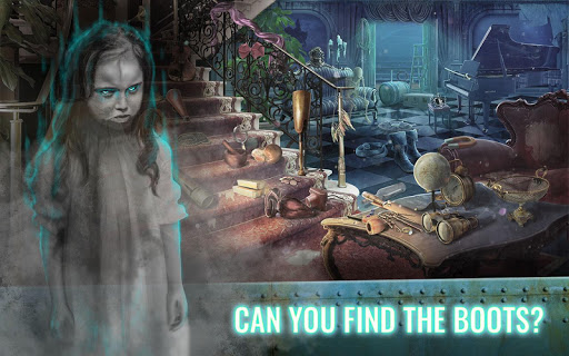 Ghost Ship: Hidden Object Adventure Games  screenshots 1