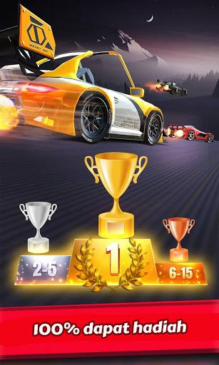 Crazy Kart - Online (Hadiah Gratis) Apkfinish screenshots 3