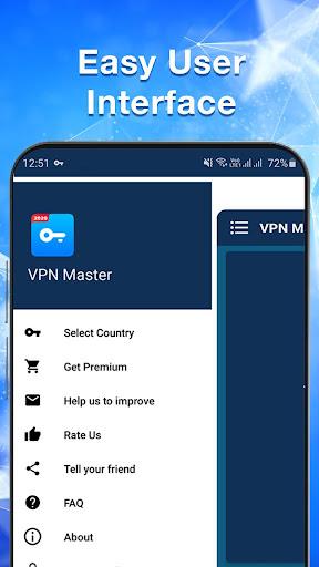 VPN Master - Free & Fast & Secure VPN Proxy apktram screenshots 4