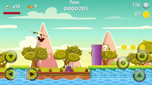 alien Hero Ultimate genie hero Force aliens free apkslow screenshots 9