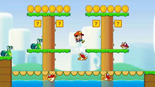 Super Jacky's World - Free Run Game  screenshots 3