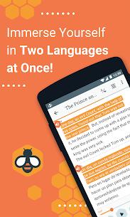 Beelinguapp: Learn Languages Music & Audiobooks Mod Apk v2.594 (Premium) 1