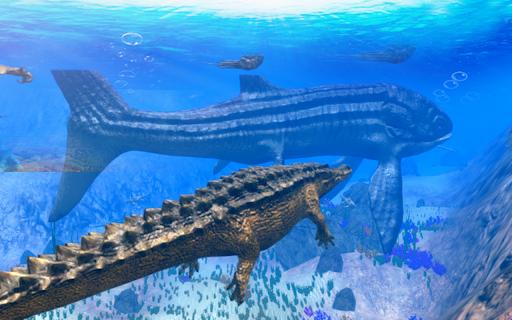 Sarcosuchus Simulator screenshots 21