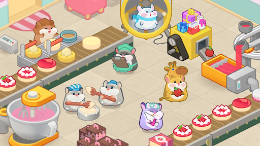 Hamster Tycoon : Cake making games 1.0.38 screenshots 3