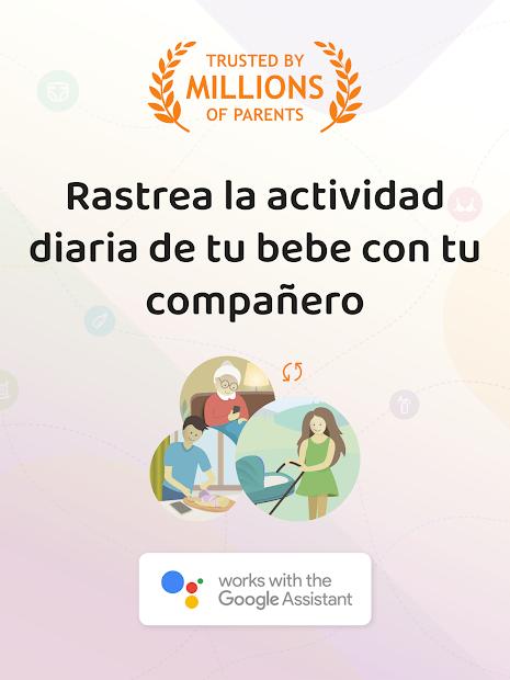 Captura de Pantalla 10 de Baby Daybook - Seguimiento de lactancia y cuidado para android